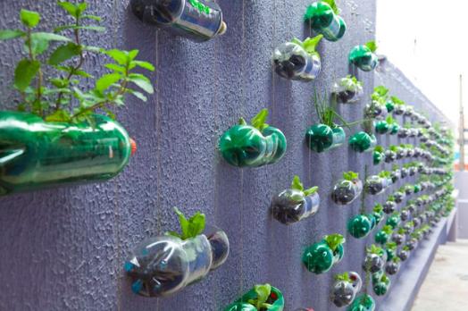 Comment fabriquer un jardin suspendu ?